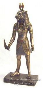 Древнеегипетская богиня Сехмет